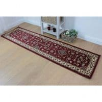 Sincerity Royal Sherbourne Traditional Red Rug  Flair Rugs Traditional Red Rug Range
